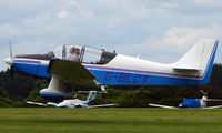 G-BLCT @ EGTB - Visitor  during  AeroExpo 2008 at Wycombe Air Park , Booker , United Kingdom