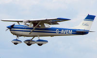 G-AVEM @ EGTB - Visitor  during  AeroExpo 2008 at Wycombe Air Park , Booker , United Kingdom