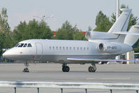 VP-BFV @ VIE - International Jet Management Dassault Falcon 900 - by Thomas Ramgraber-VAP