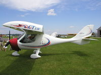 N253CT @ KSYN - Stanton Father's Day Fly-In 2008. - by Mitch Sando