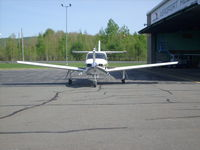 C-GPBB - after maintenance at bromont airport - by o. chabot