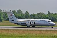 D-AEWB @ LFSB - Eurowing departing rwy 16 to FRA - by runway16