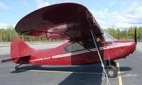 N83317 @ IYS - 1946 Aeronca 7AC at Wasilla AK - by Terry Fletcher