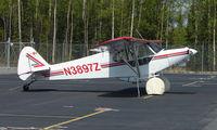 N3897Z @ IYS - Piper Pa-18-150 at Wasilla , AK - by Terry Fletcher