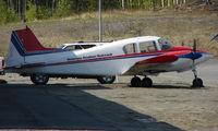 N2140P @ IYS - 1956 Piper Pa-23 at Wasilla AK - by Terry Fletcher