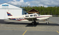 N3546W @ IYS - Piper Pa-32-260 at Wasilla , AK - by Terry Fletcher