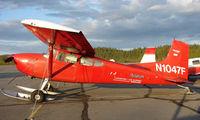 N1047F @ TKA - Cessna 185 at Talkeetna - by Terry Fletcher