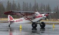 N1364C @ SWD - 1953 Piper Pa-18 -150 at Seward AK - by Terry Fletcher