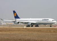 D-AIFB @ EDDF - Lufthansa - by Christian Waser