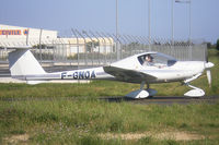 F-GNQA @ LFMT - Mowing the lawn ? Not really,... taxiing from the parking to rwy 31L. - by Philippe Bleus