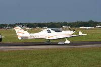 N95DY @ LAL - Aerospool Sro Dynamic WT9