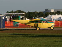 N102D @ LAL - Aerocar ONE - by Florida Metal