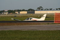 N119NC @ LAL - JL Express had some sort of rudder issue and lost control on taxiway - by Florida Metal