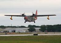 N226GR @ LAL - HU-16 Albatross