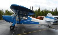 N1332H @ ENN - 1949 Aeronca 15AC at Nenana Muni - by Terry Fletcher