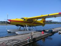 C-FMAU - Max Wards  Turbo Otter, Campbell River, B.C. - by Caswell_John
