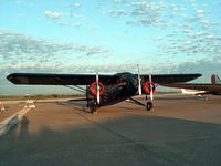 N11153 @ FTW - National Air Tour stop at Ft. Worth Meacham Field - 2003