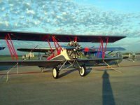 N1121P @ FTW - National Air Tour stop at Ft. Worth Meacham Field - 2003