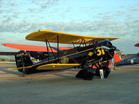 N663K @ FTW - National Air Tour stop at Ft. Worth Meacham Field - 2003