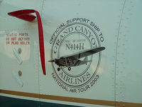 N72GC @ FTW - National Air Tour stop at Ft. Worth Meacham Field - 2003
