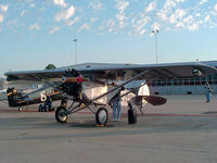 N2073 @ FTW - National Air Tour stop at Ft. Worth Meacham Field - 2003