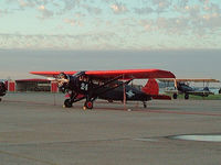 N377M @ FTW - National Air Tour stop at Ft. Worth Meacham Field - 2003