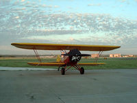 N914V @ FTW - National Air Tour stop at Ft. Worth Meacham Field - 2003