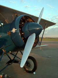 N397M @ FTW - National Air Tour stop at Ft. Worth Meacham Field - 2003