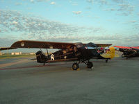 N8451 @ FTW - National Air Tour stop at Ft. Worth Meacham Field - 2003