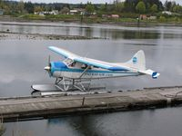 C-FGYP @ CAMPBELL R - Docked at Campbell River Spit - by Caswell_John