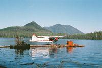 C-GMIC @ CAMPBELL R - Lady Douglas Island, B.C. Central Coast - by Caswell_John