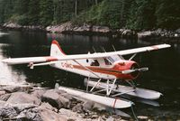 C-GMIC @ CAMPBELL R - Turn Island, B.C. Coast,  July 1988 - by Caswell_John