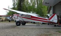 N1049P @ AK28 - Piper Pa-18-150 at Chena Marina , Fairbanks - by Terry Fletcher