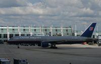 N575UA @ KORD - Boeing 757-200 - by Mark Pasqualino