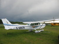 C-GBCR @ CYXS - Cessna 172L @ Central Interior Flying Club, PG - by D. Evasin