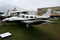 N354SE @ LAL - Piper PA-34