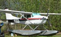 N5120X @ AK28 - Cessna U206G at Chena Marina Fairbanks