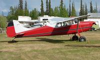 N8117A @ FAI - 1952 Cessna 170B at Chena Marina Fairbanks