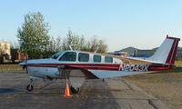 N2043X @ FAI - Beech A36 at Fairbanks