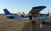 N4637U @ FAI - Cessna U206G at Fairbanks West Ramp AK