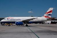 G-EUPS @ VIE - British Airways Airbus 319 - by Yakfreak - VAP