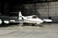 N295NW @ MEV - 1974 Learjet Inc 24D @ Minden, NV - by Steve Nation