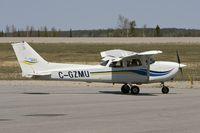 C-GZMU @ CYHD - Dryden Regional Airport, Dryden Ontario Canada - by DJKennedy