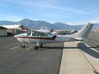 N2914F @ MEV - 1965 Cessna 182J @ Minden, NV - by Steve Nation