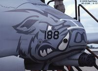 80-0188 @ NCA - Fitting art for the unit and the airframe - by Paul Perry