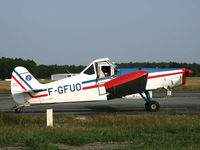 F-GFUO @ LFCS - Used for glidders take off - by Fanste54