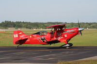 N540BH @ LAL - Pitts S-2C