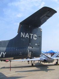 01215 @ OQU - USA - Navy Curtiss XF15C-1 - by Mark Silvestri