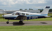 G-BSPI @ EGBW - Piper Pa-28-161 on a sunny Sunday afternoon at Wellesbourne