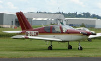 G-BLCM @ EGBW - Socata TB9 on a sunny Sunday afternoon at Wellesbourne